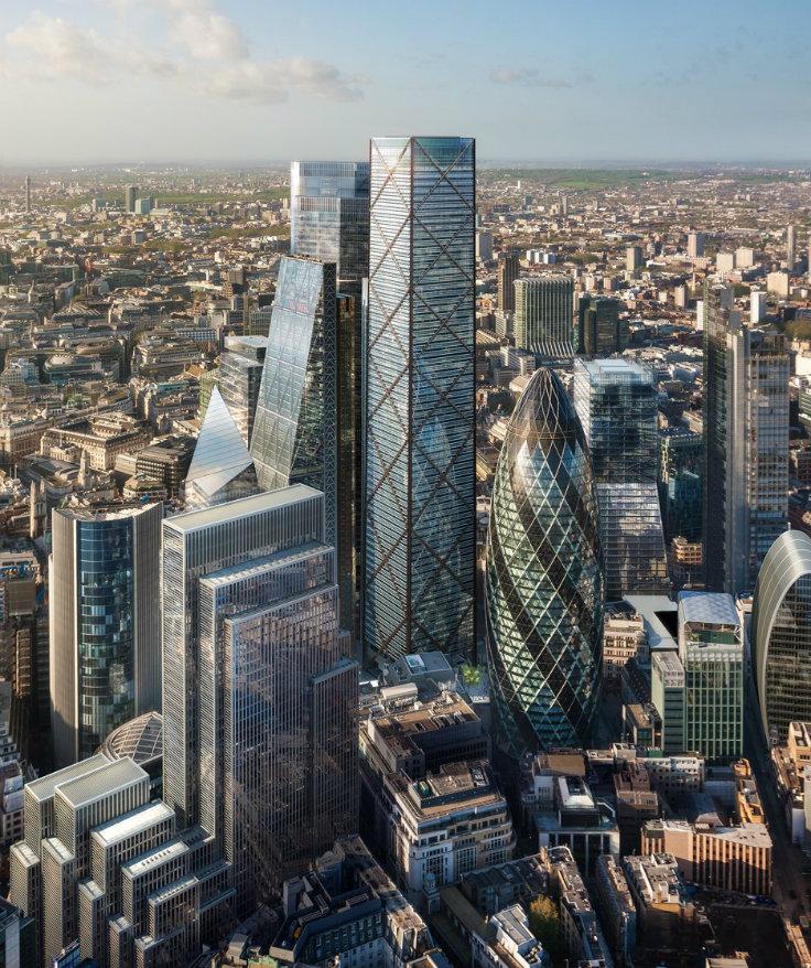1 UNDERSHAFT – THE NEW SKYSCRAPER OF LONDON