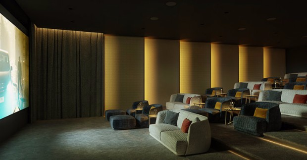 THE FIRST LONDON INTERIOR DESIGN PROJECT BY PATRICIA URQUIOLA
