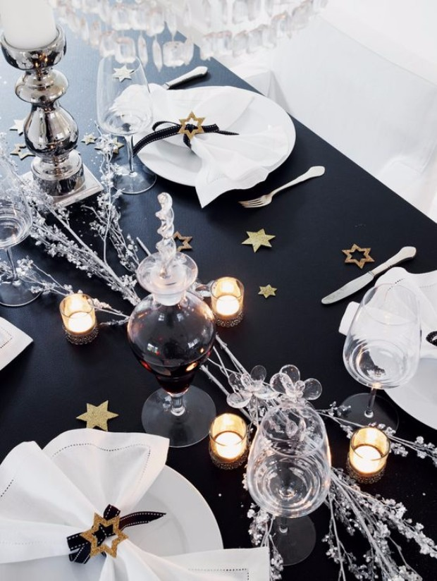 EVERYTHING YOU NEED TO KNOW FOR A PERFECT NEW YEAR'S EVE PARTY