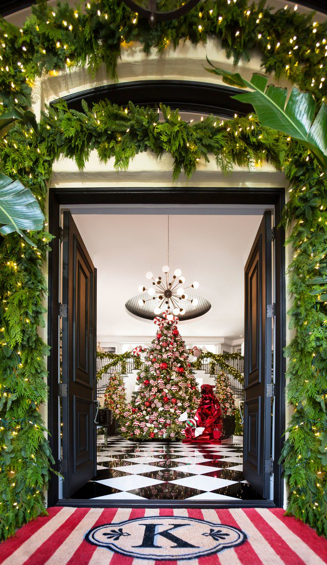 KRIS JENNER 'S FAVOURITE CHRISTMAS DECOR IDEAS