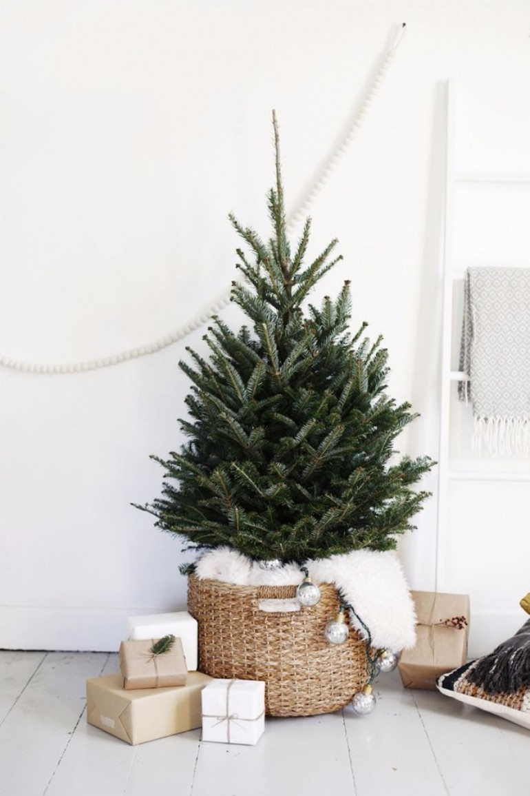 Scandinavian Christmas Trees