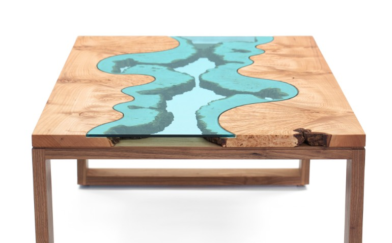 Designed to Look Like Ethereal Rivers