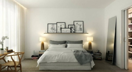 Get Inspired by These Ideas and Build Your Scandinavian Bedroom