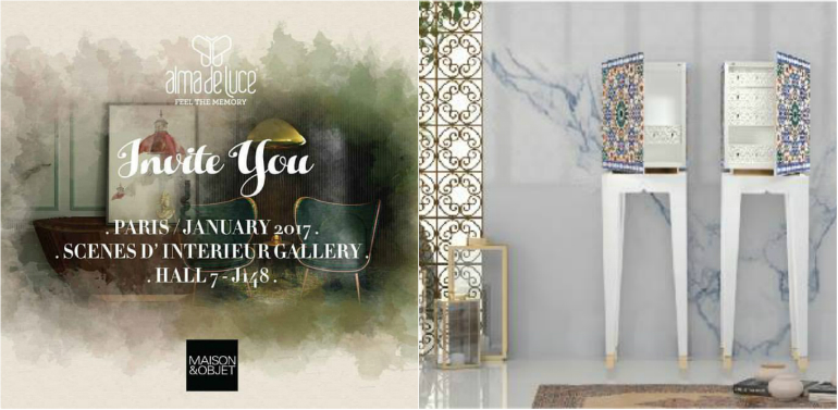 Inspiring Luxury Brands You Have to See at Maison et Objet 2017