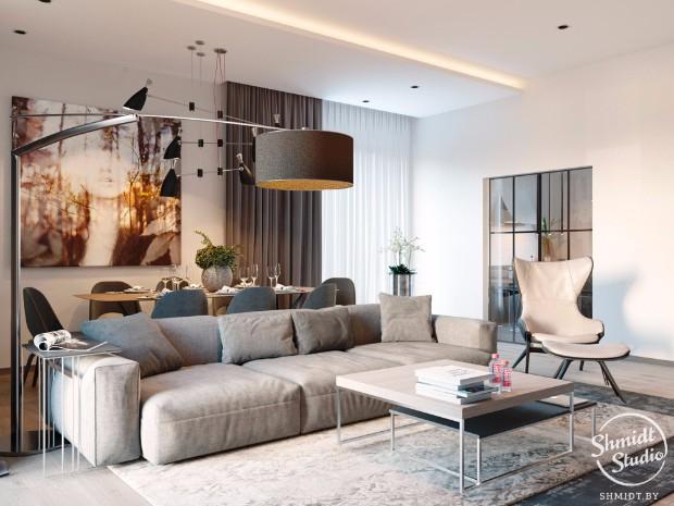 INSPIRING MODERN OPEN PLAN LIVING ROOM IN MINSK open plan living room INSPIRING MODERN OPEN PLAN LIVING ROOM IN MINSK INSPIRING MODERN OPEN PLAN LIVING ROOM IN MINSK 6