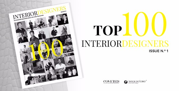 THE WORLDS BEST TOP INTERIOR DESIGNERS LIST BY COVETED MAGAZINE Top Interior Designers