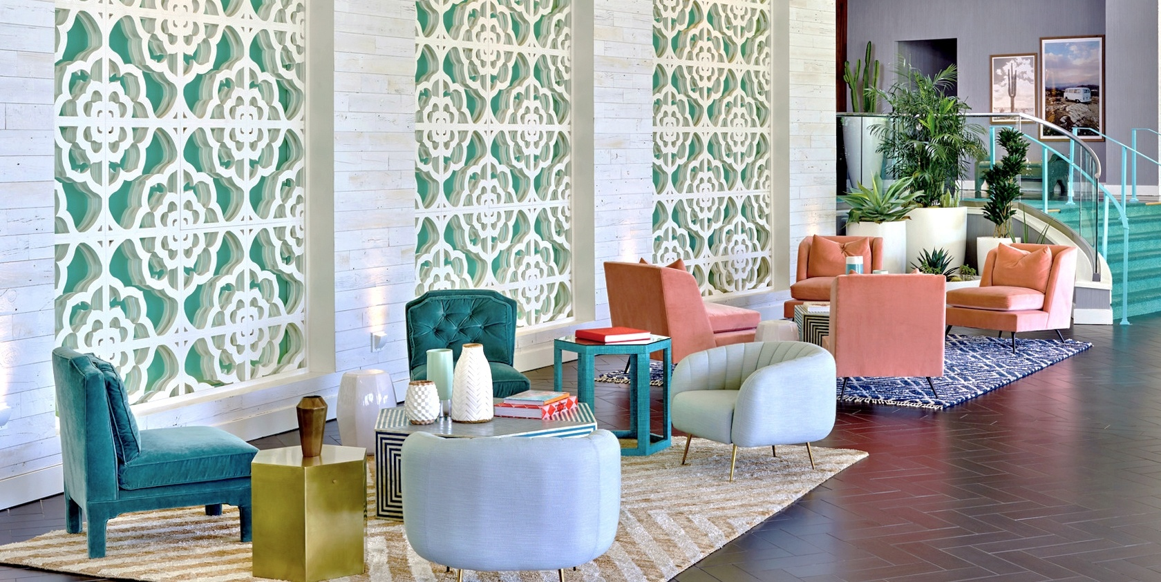 Discover Mid Century Riviera Hotel In Palm Springs Updated Look 1