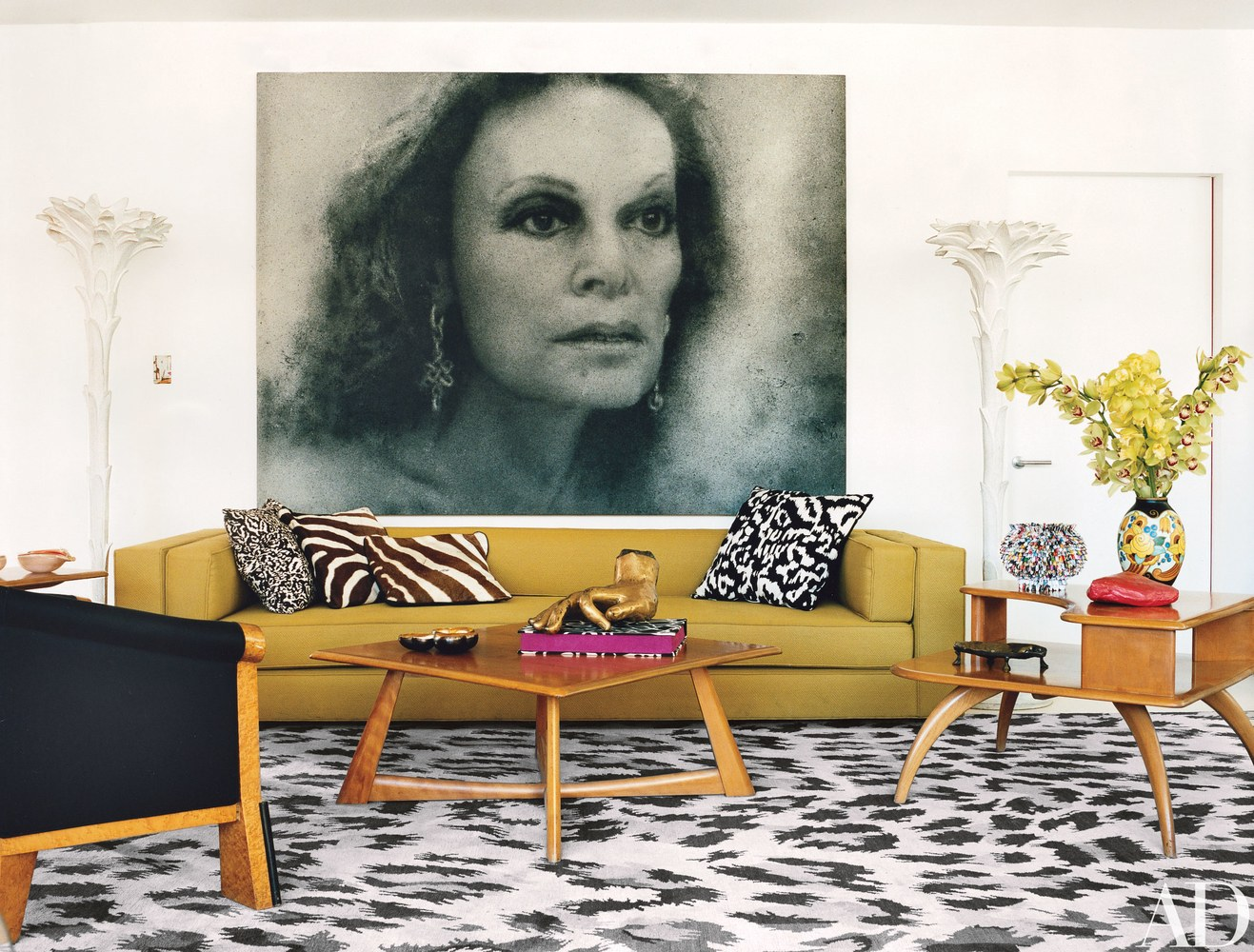 Interior Design Trends- How to Use Animal Prints in Your Home Decor_1