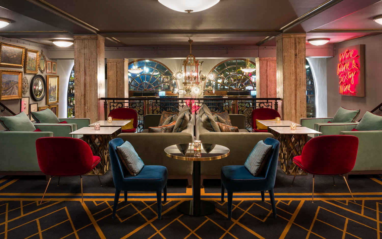restaurants | inspiration & ideas | delightfull unique lamps