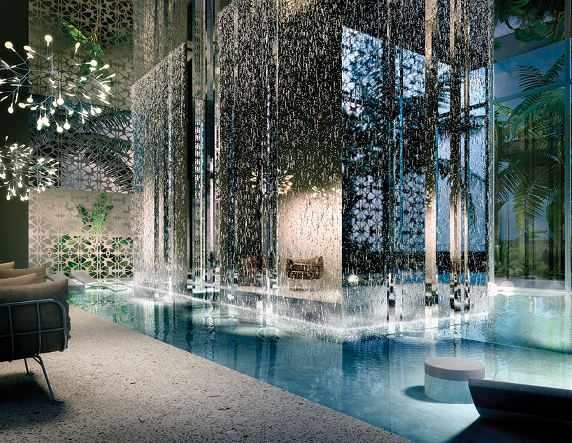 Marcel Wanders' Exotic Interior for YOO Residential Tower in Ecuador_1