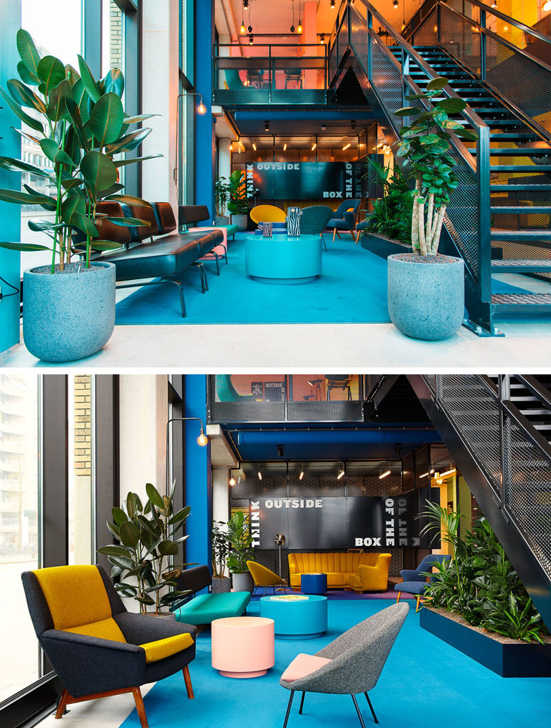 SEE WHY 'THE STUDENT HOTEL' IN EINDHOVEN IS EVERY DESIGN LOVERS' DREAM