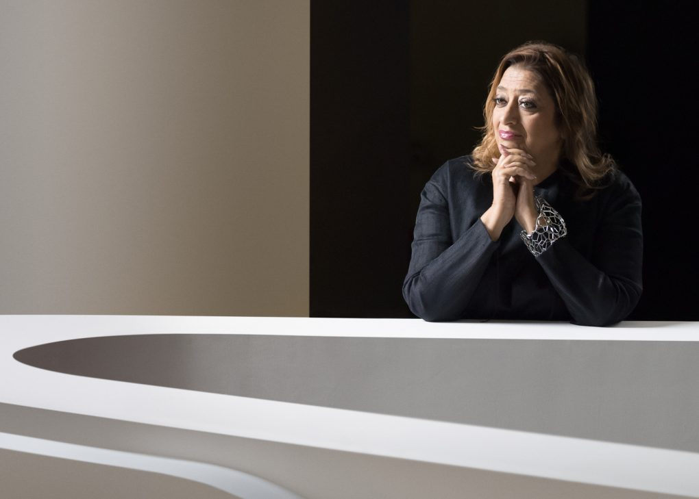 zaha hadid architects designed what will be the world s largest atrium. Black Bedroom Furniture Sets. Home Design Ideas