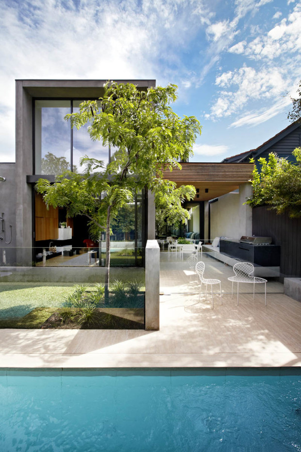 OPEN PLAN CONTEMPORARY HOUSE WITH MODERN LAMPS AND DREAMY OUTDOOR CONTEMPORARY HOUSE OPEN PLAN CONTEMPORARY HOUSE WITH MODERN LAMPS AND DREAMY OUTDOOR Open Plan Contemporary House with a Dreamy Outdoor Design 2