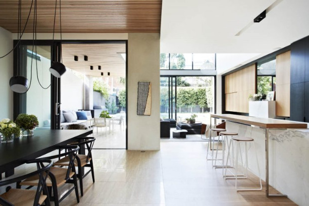 OPEN PLAN CONTEMPORARY HOUSE WITH MODERN LAMPS AND DREAMY OUTDOOR CONTEMPORARY HOUSE OPEN PLAN CONTEMPORARY HOUSE WITH MODERN LAMPS AND DREAMY OUTDOOR Open Plan Contemporary House with a Dreamy Outdoor Design 6