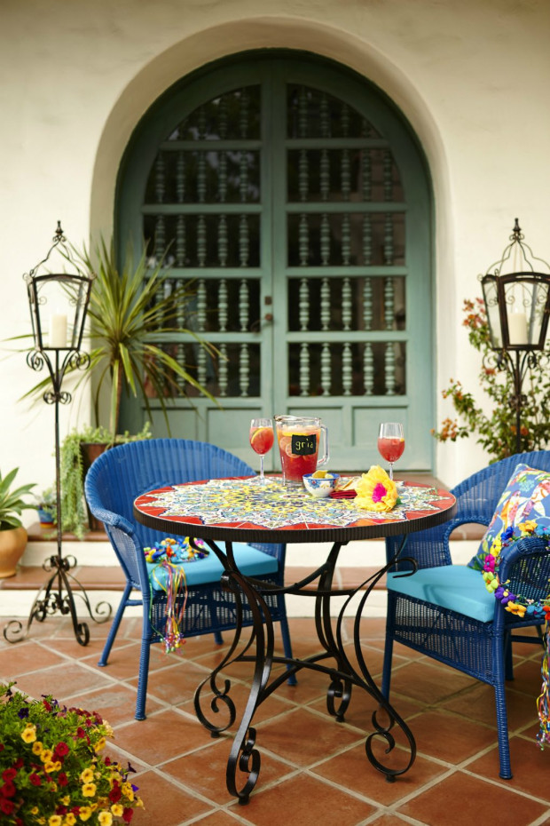 SUMMER 2017 OUTDOOR DECOR TRENDS TO LOOK OUT FOR