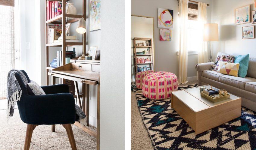 Maureen Stevens: A Contemporary Decor Apartment