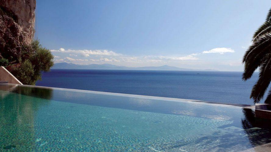 Studio Simonetti Spells Luxury In A Five-Star Hotel In Amalfi