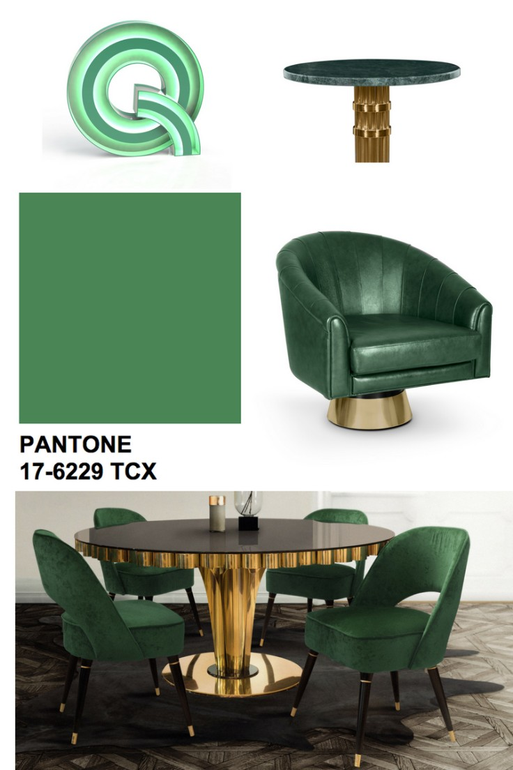 Color Week Inspiration: Green Tuesday