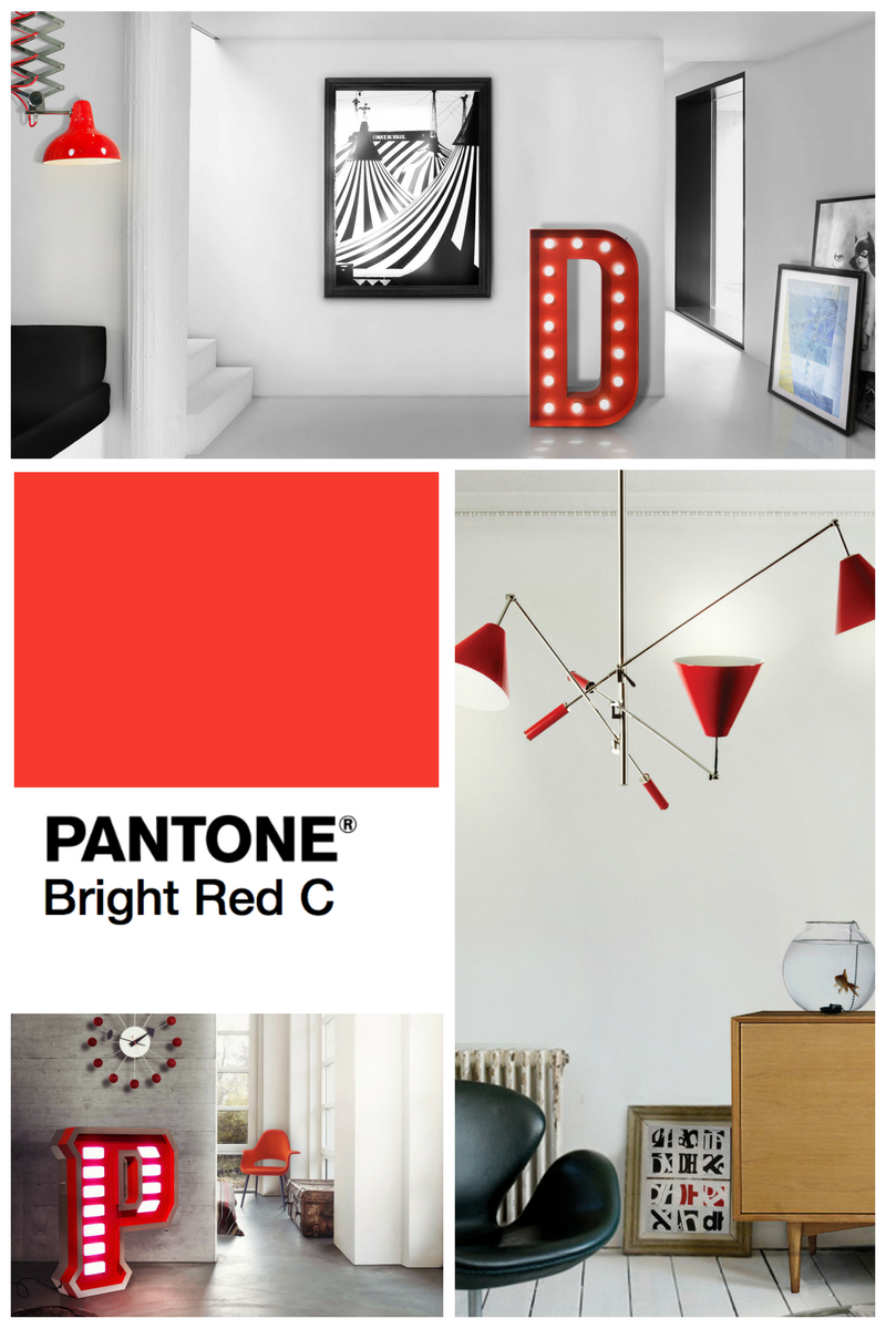 Color Week Inspiration: Bright Red Friday