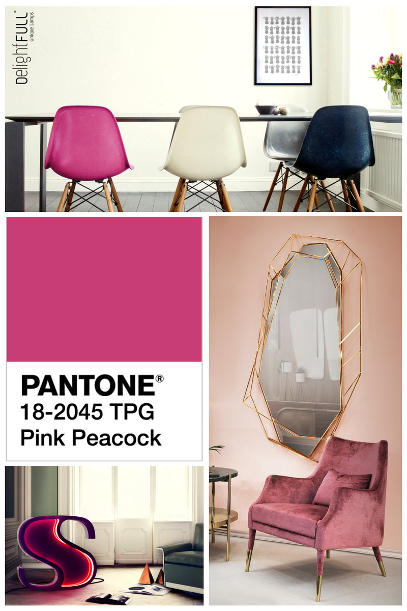 Color Week Inspirations: Pink Monday