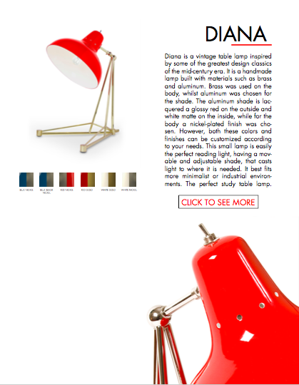 Mid Century Table Lamps - The New E-book by DelightFULL