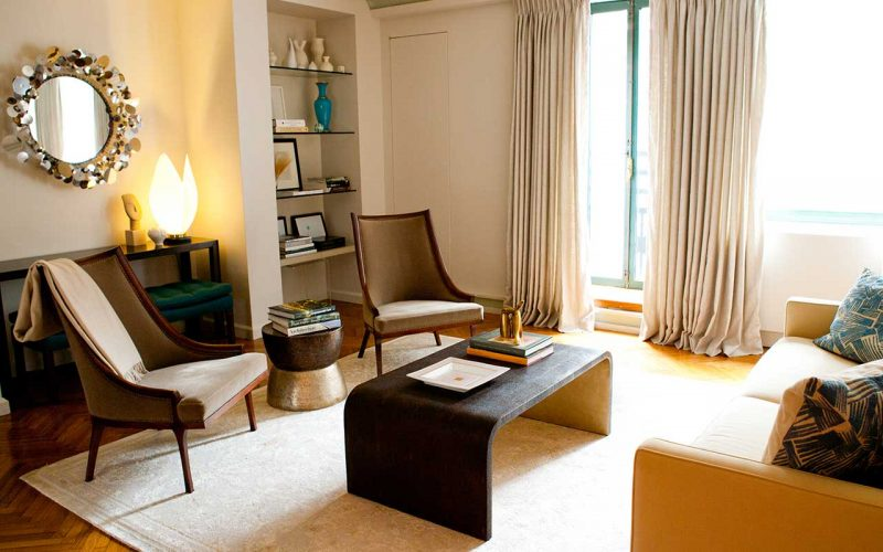 Discover This Luxury Apartment In New York Upper East Side Luxury Apartment Discover This Luxury Apartment In New York Upper East Side This New York Modern Apartment Is as Colorful as It Is Luxurious 2