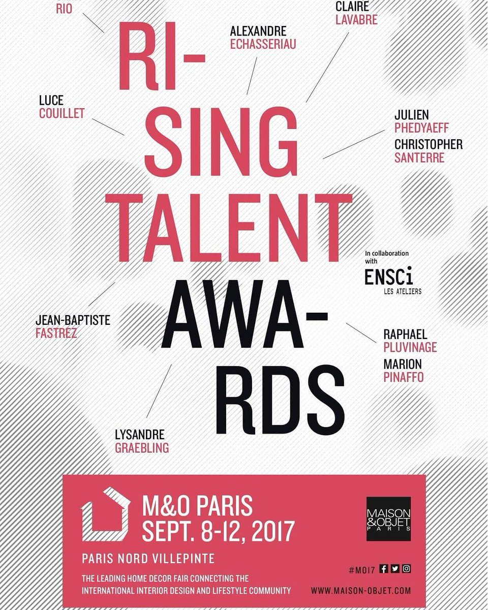 Maison et Objet 2017 The Best Conferences for All Design Lovers 5