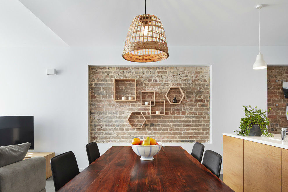 Inspiring Industrial Interiors That Features Brick Walls exposed brick walls Inspiring Industrial Interiors That Features Exposed Brick Walls Inspiring Industrial Interiors That Features Exposed Brick Walls 1