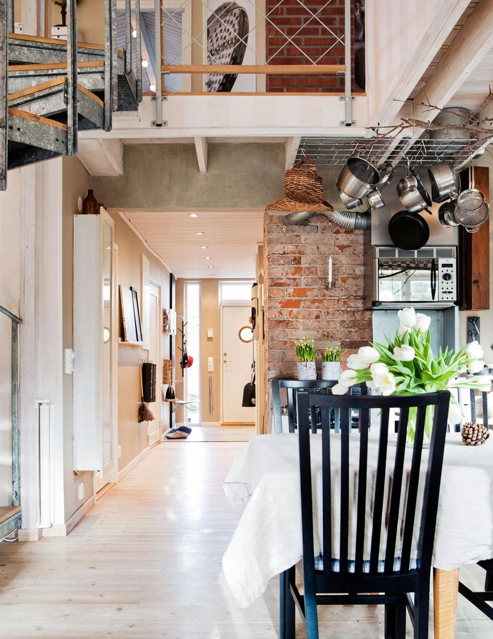 Inspiring Industrial Interiors That Features Exposed Brick Walls 3 exposed brick walls Inspiring Industrial Interiors That Features Exposed Brick Walls Inspiring Industrial Interiors That Features Exposed Brick Walls 3