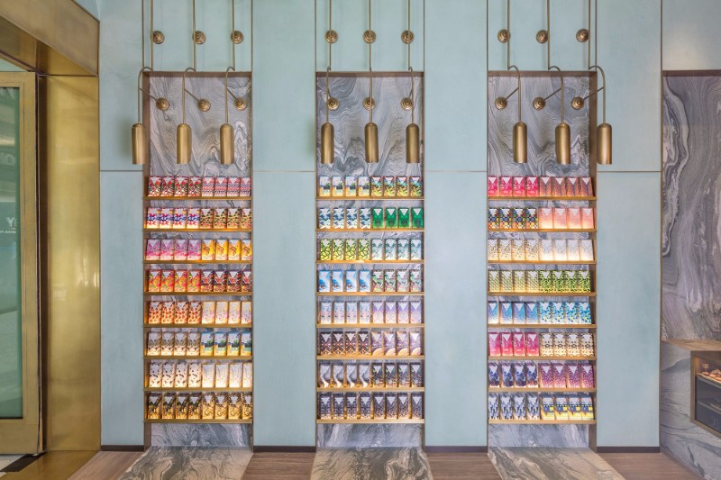 Kelly Wearstler Makes Her Debut In Retail Project Design