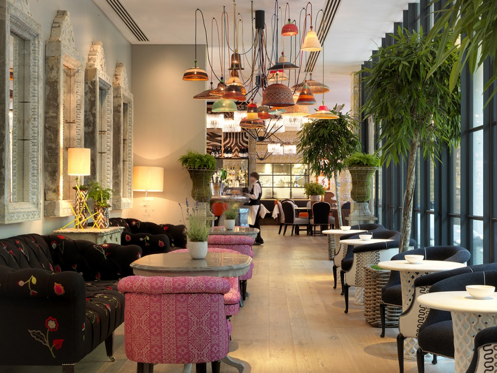 The Ultimate Guide The Best Hotels in London During 100% Design