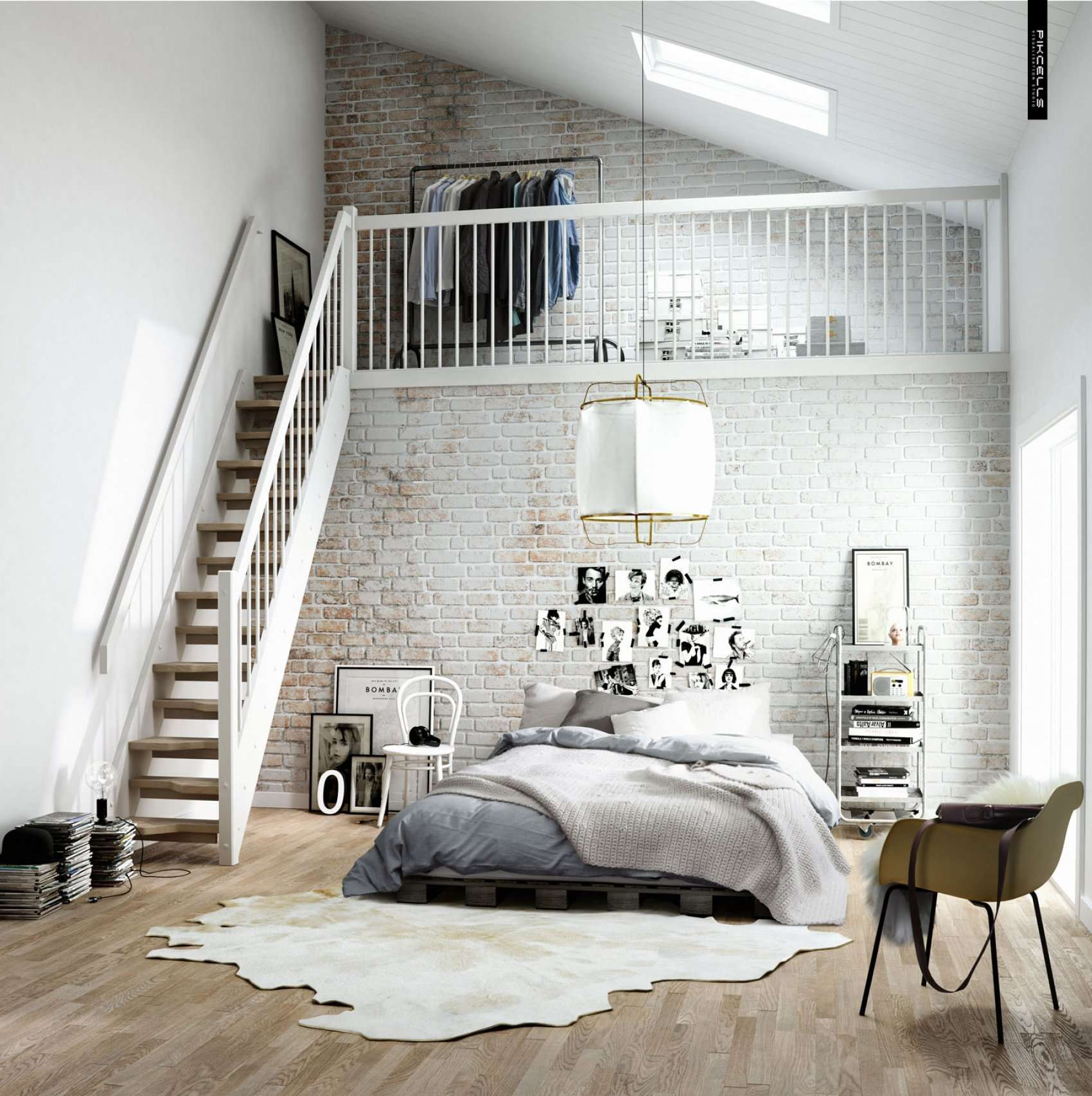 Unique Inspirations The Best Scandinavian Bedroom Design Ideas 3  Scandinavian Bedroom Design Ideas Unique Inspirations: