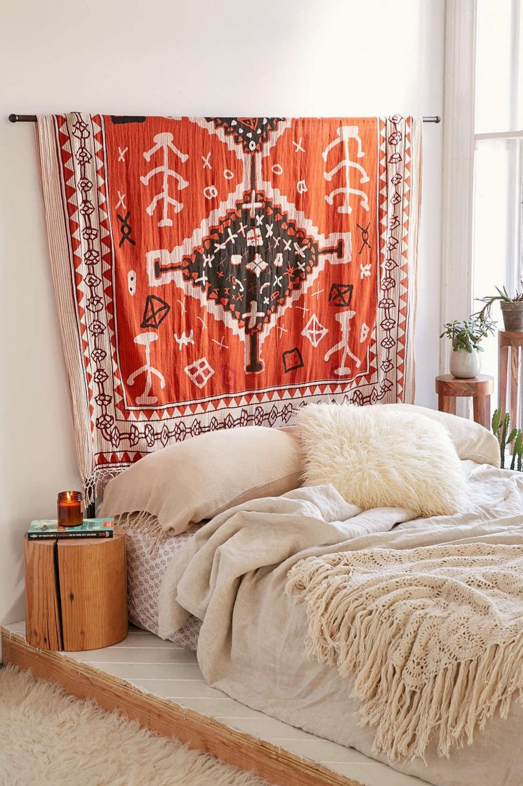 What's Hot on Pinterest: Stunning Boho Home Decor