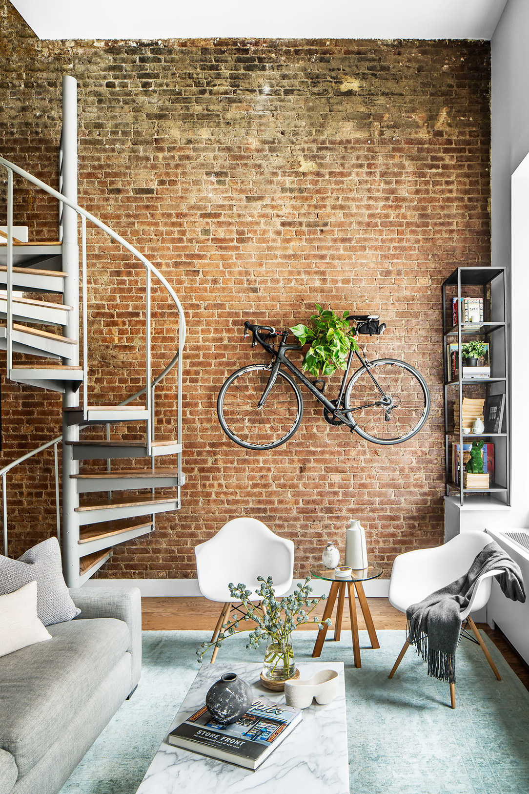 What's Hot on Pinterest 5 New York Industrial Lofts 1