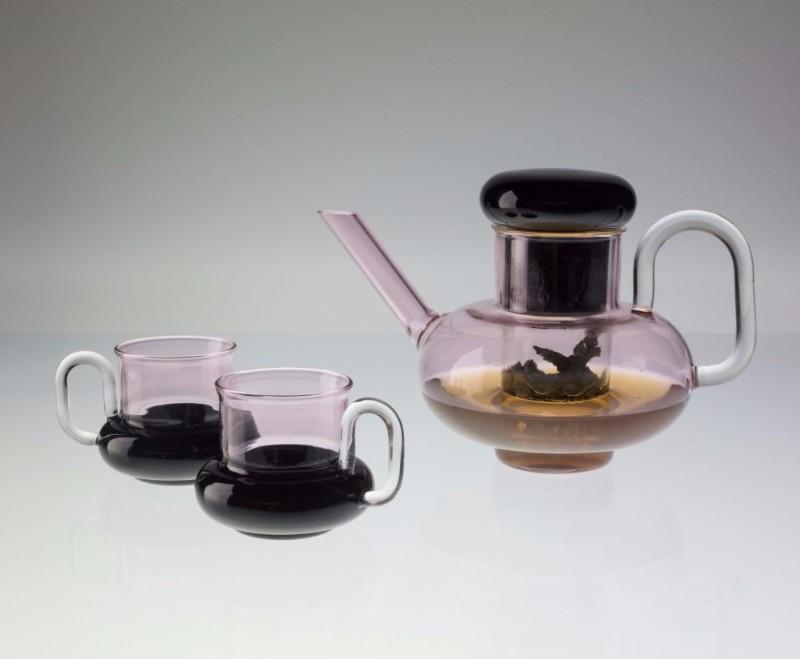 Tom Dixon Presents His New Glassware Collection