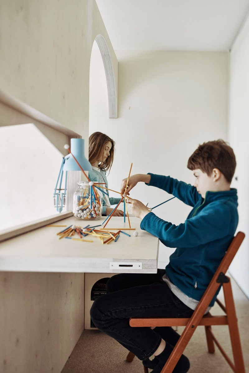 A Room For Two By Studio Ben Allen Is The Perfect Childern's Bedroom