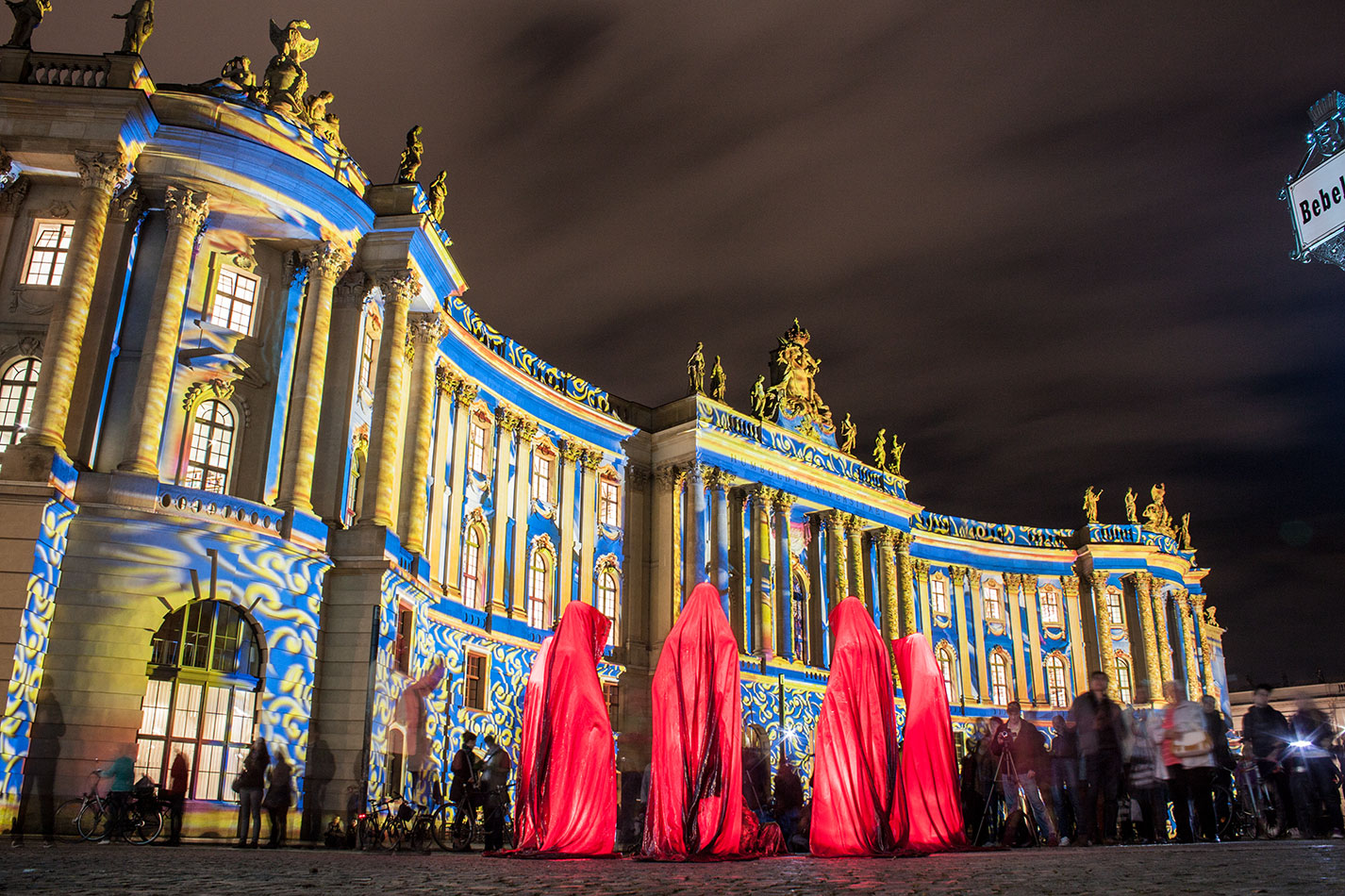 Berlin Lights Up the Sky with Festival of Lights 2