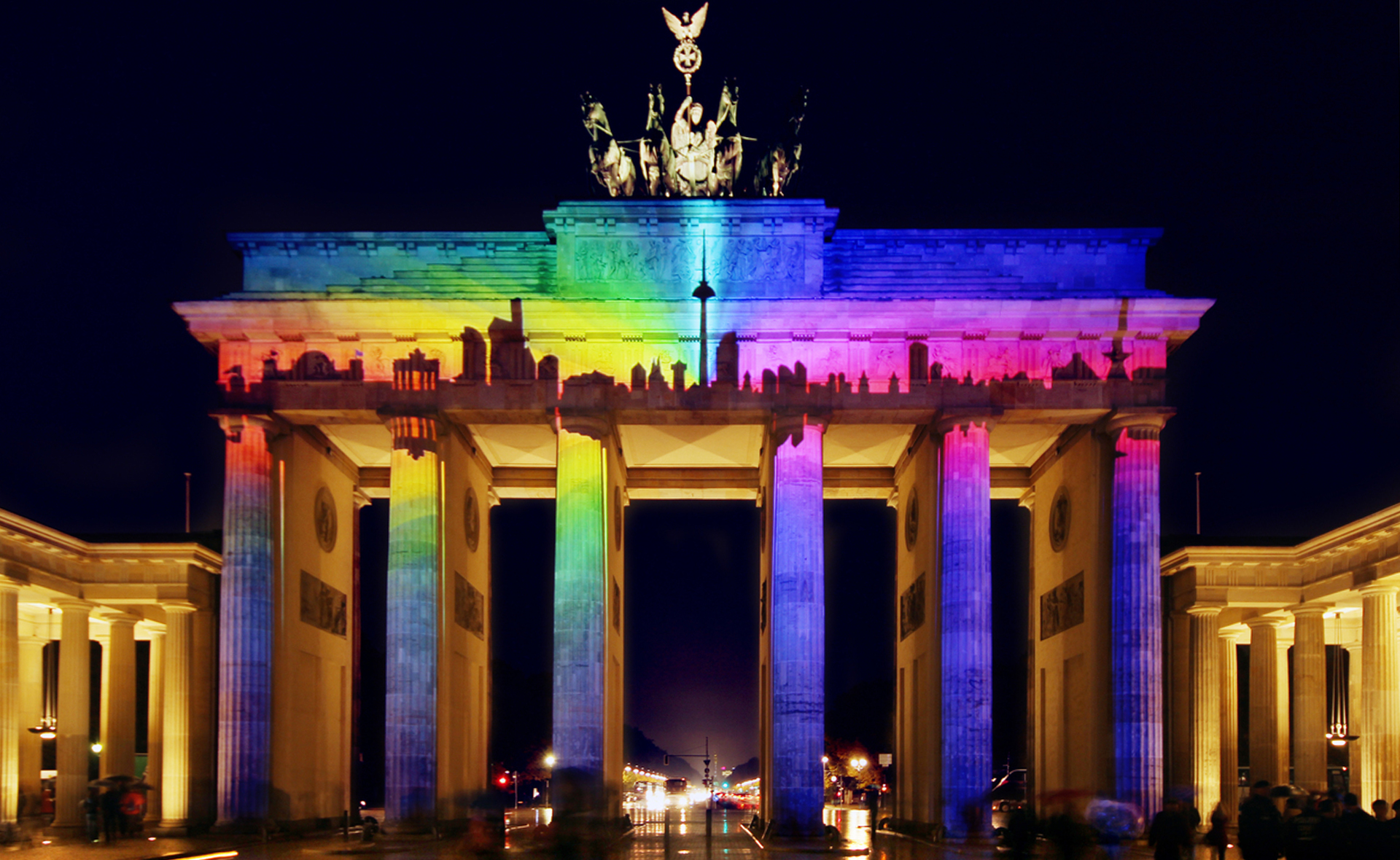 Berlin Lights Up the Sky with Festival of Lights 6