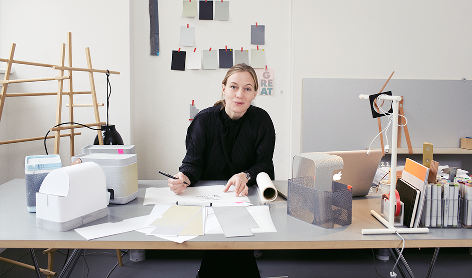 Cecilie Manz The Designer of The Year at Maison et Objet 2018 2