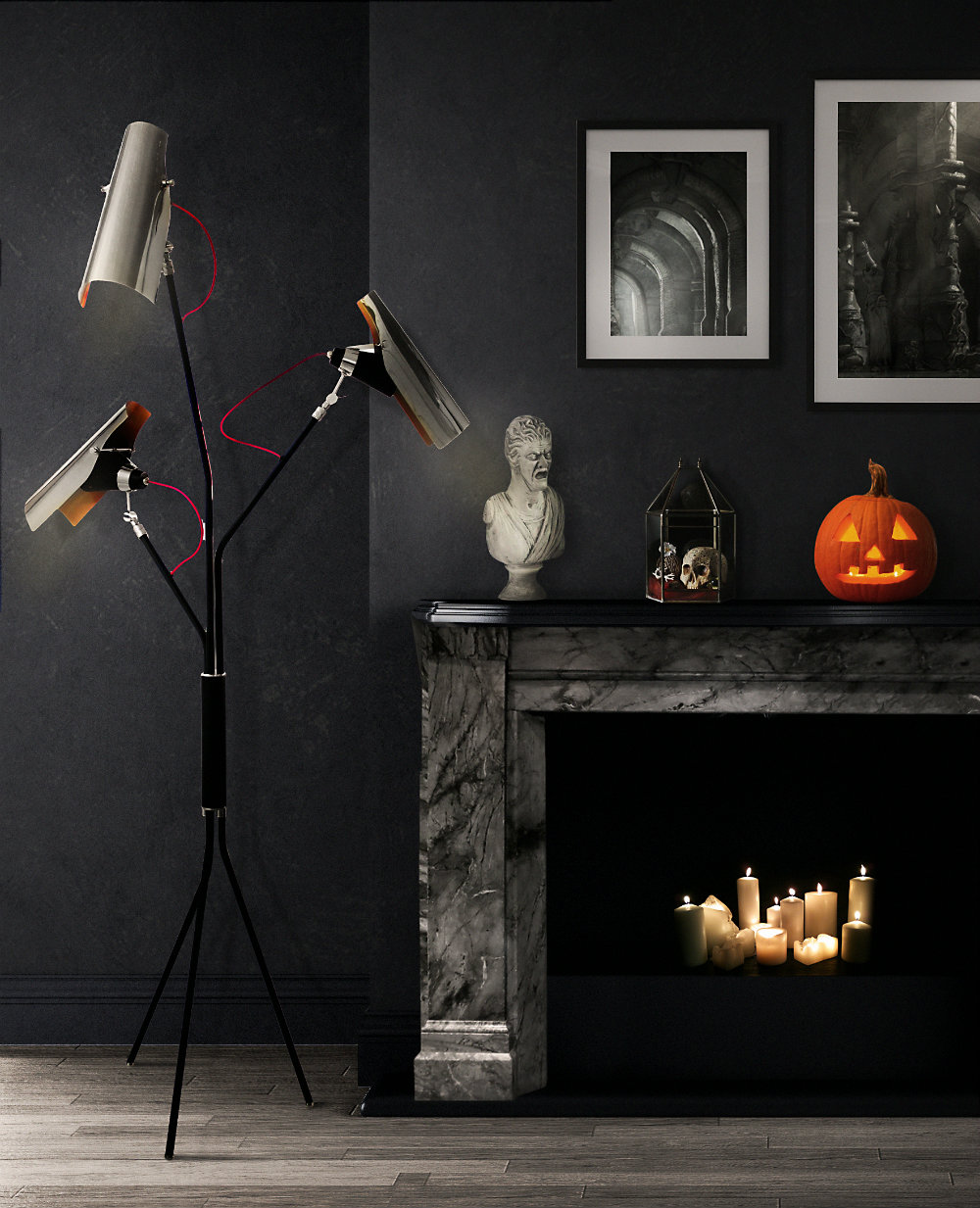Get Inspired By These Spooktacular Halloween Decorations 4