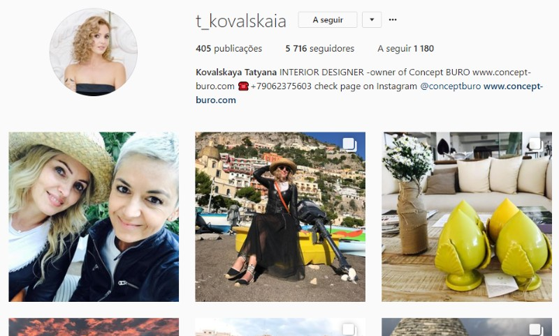 Instagram Accounts to Inspire Your Mid-Century Décor 2
