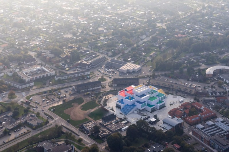 Lego's New Visitor Center Is Finally Here!