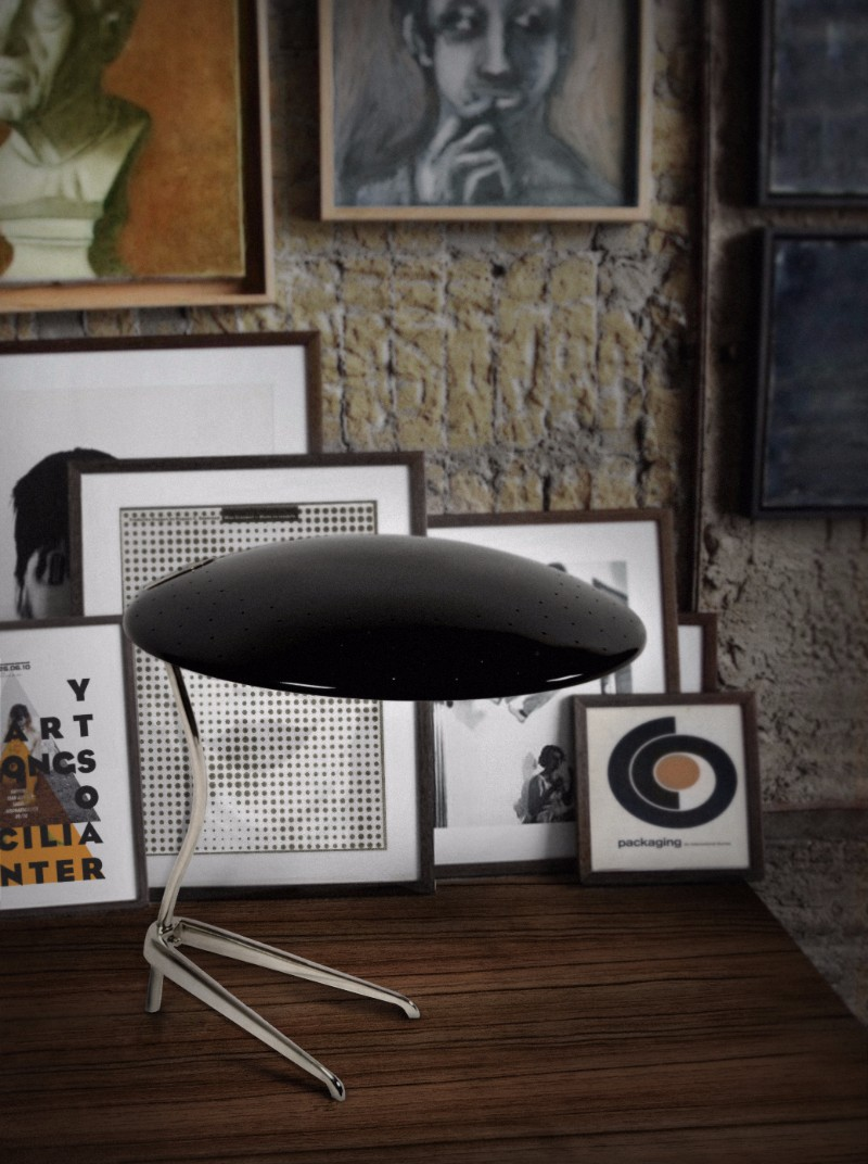 Meola is the Mid-Century Lamp to Bring Style to Any Table 2