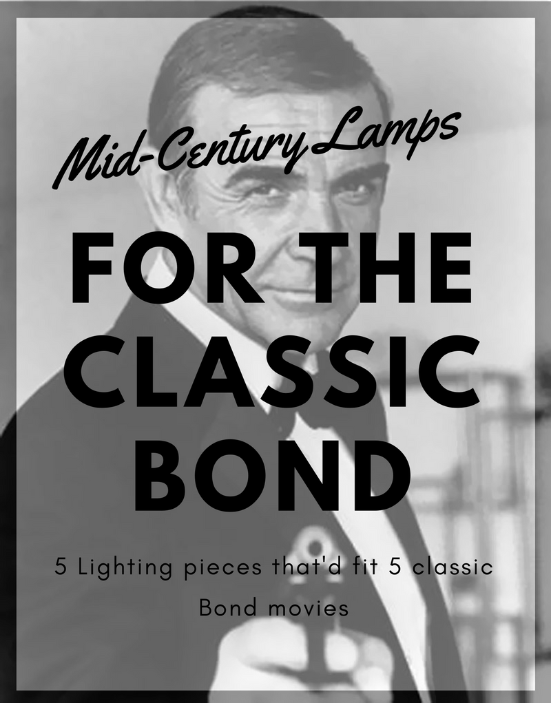 Mid-Century Lamps FOR THE classic bond (6)