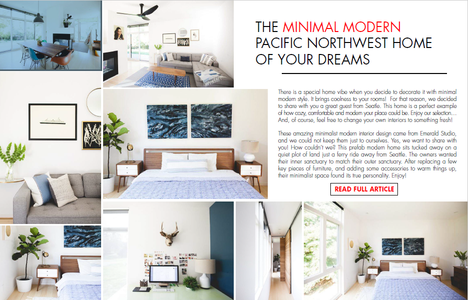 New Ebook: How A Minimalist Design Will Make Your Winter Perfect