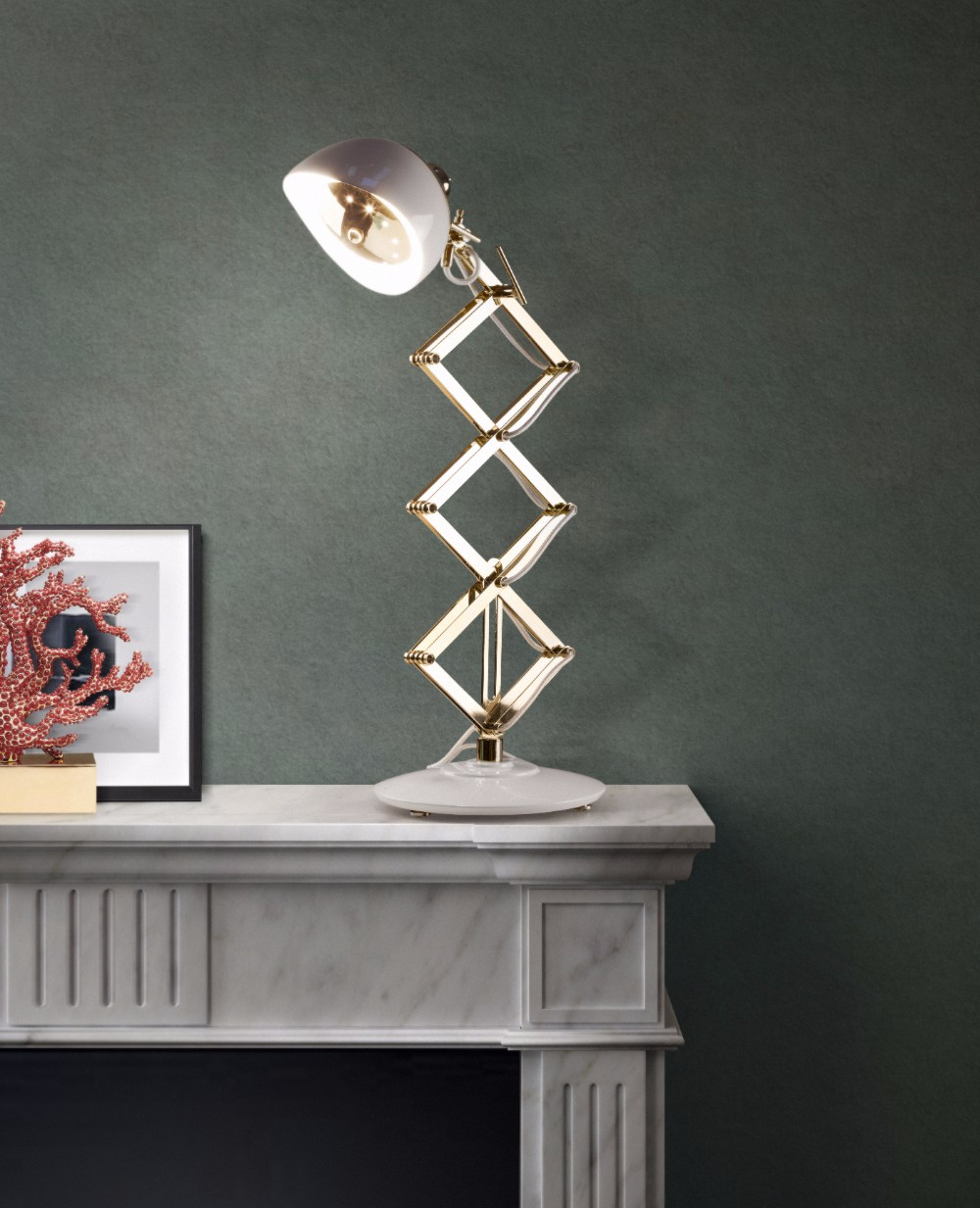 The Story Of How White Lamps Will Change Your Winter Decorations 5 white lamps
