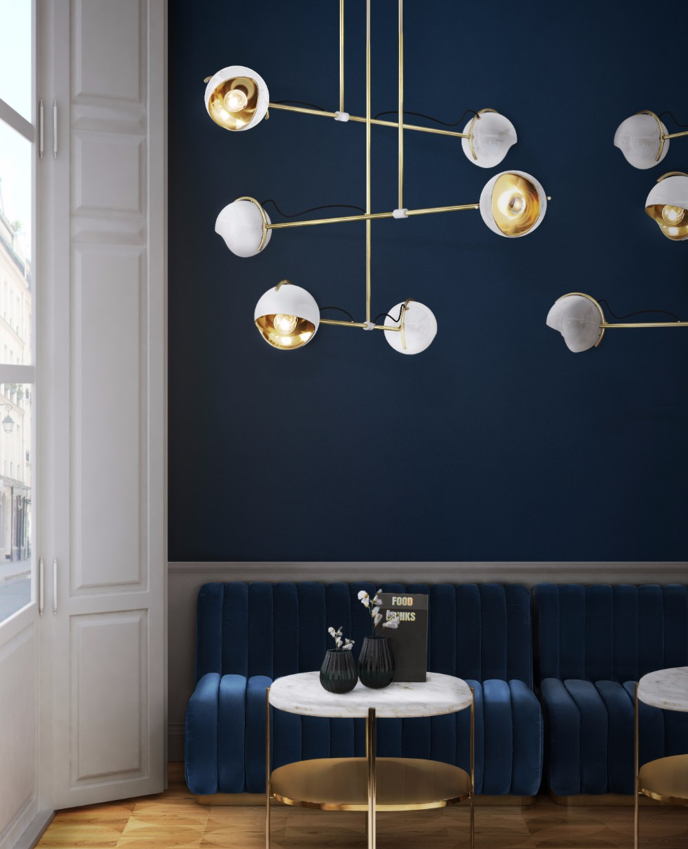 The Story Of How White Lamps Will Change Your Winter Decorations 6