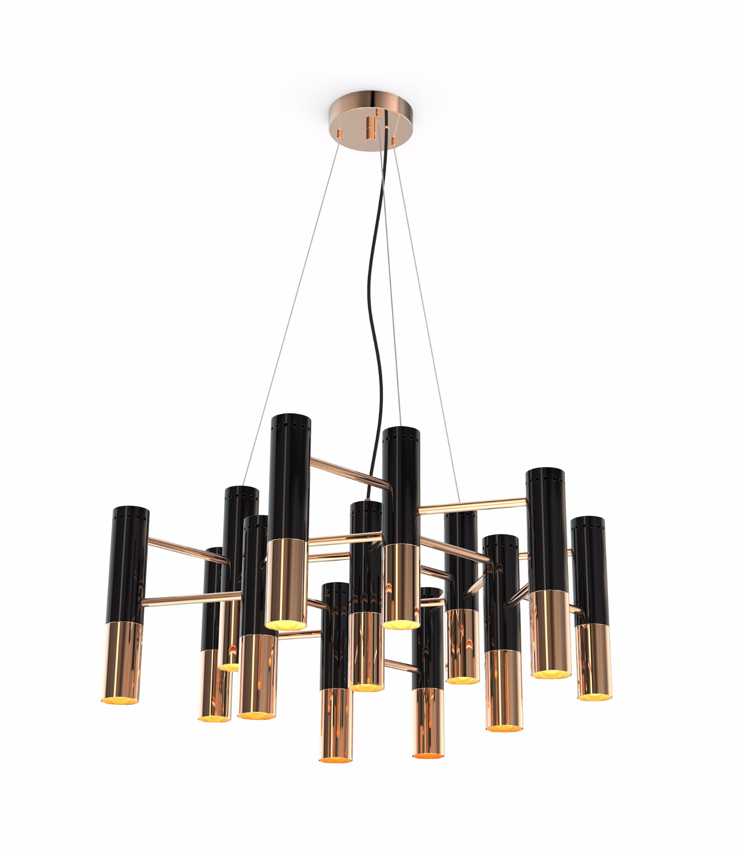 Trending Product Elevate Your Fall Home Decor with Ike Chandelier 6