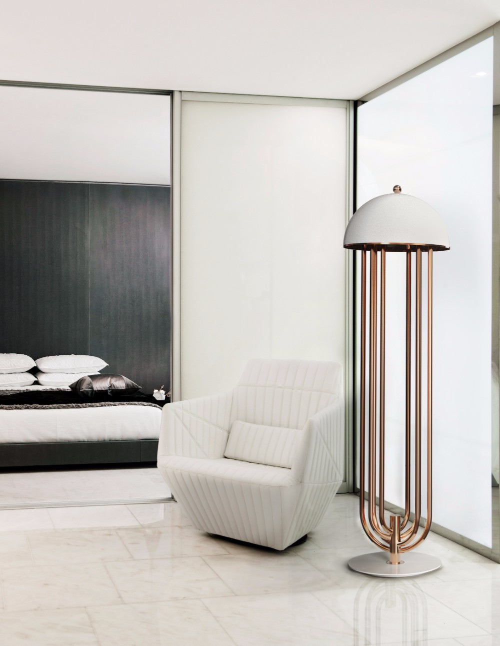 Trending Product Let's Dance with This Trendy Mid-Century Floor Lamp 1