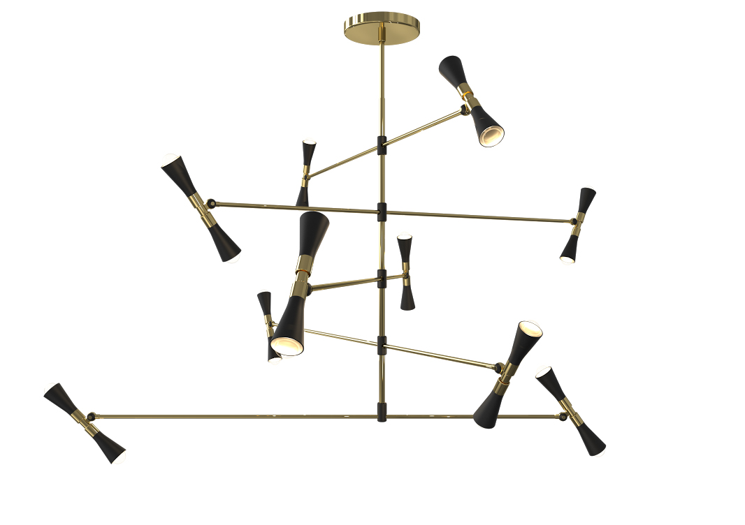 How to Make Your Home Decor Stand Out with These Mid-Century Lamps 2